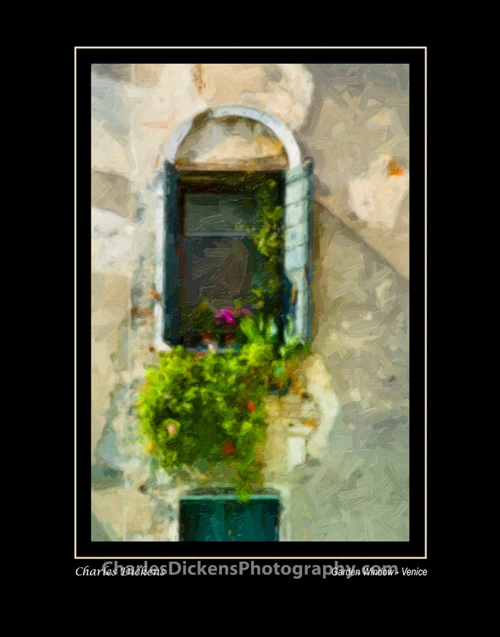 Italy-Photos-155oilpaint-matted-11x14