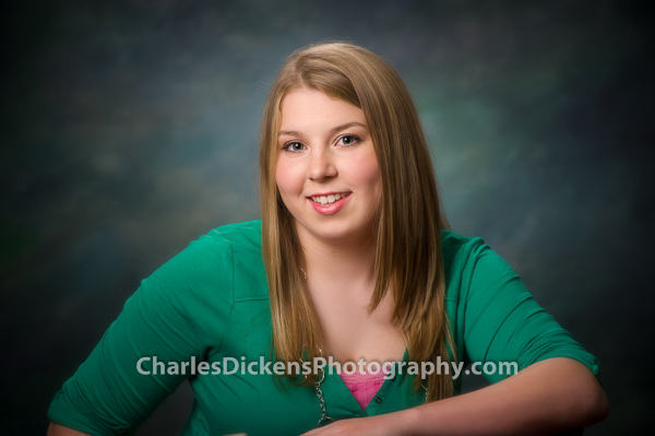 High School Senior Portrait 1