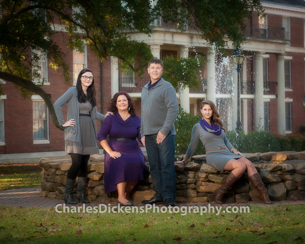 Family Portraits Raleigh